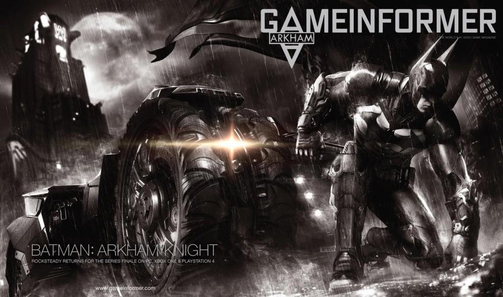 Arkham Knight 1