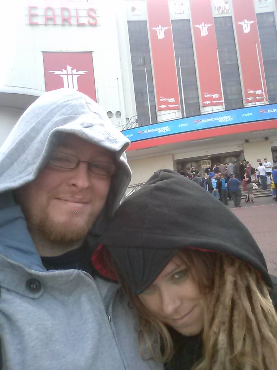 Me & The Missus at Eurogamer 2013