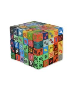 So many dice! Who's who?