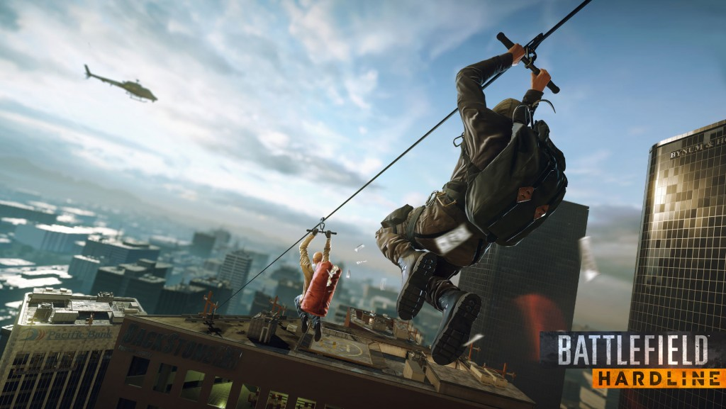 The grappling hook and zipline perks allow you to cruise between rooftops with ease. Those traditional sniper havens are about to get a lot more crowded.