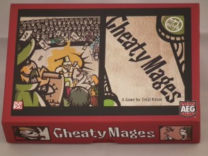 Cheaty Mage box
