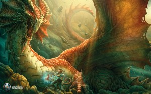 Scienticians have proven that any number of dragons might be gay.