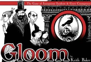 Gloom - Happy Card Game