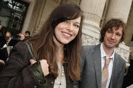 Milla Jovovich & husband Paul Anderson