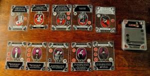 Transparent cards!