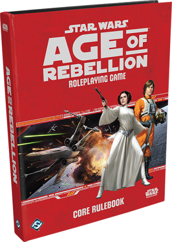 Age of Rebellion Core Rules
