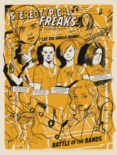 Stereotypical Freaks: First book of the Forever Friends Trilogy
