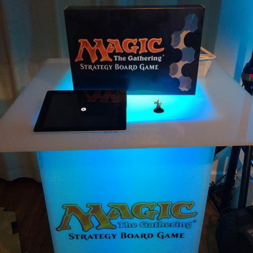 Magic Strat game image
