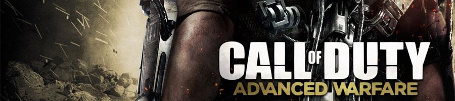 Call of Duty: Advanced Warfare Header