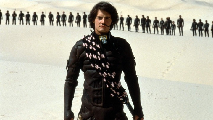 We know you haven't watched Dune. Go. Do it now before it's too late and nobody wants to be your friend anymore.