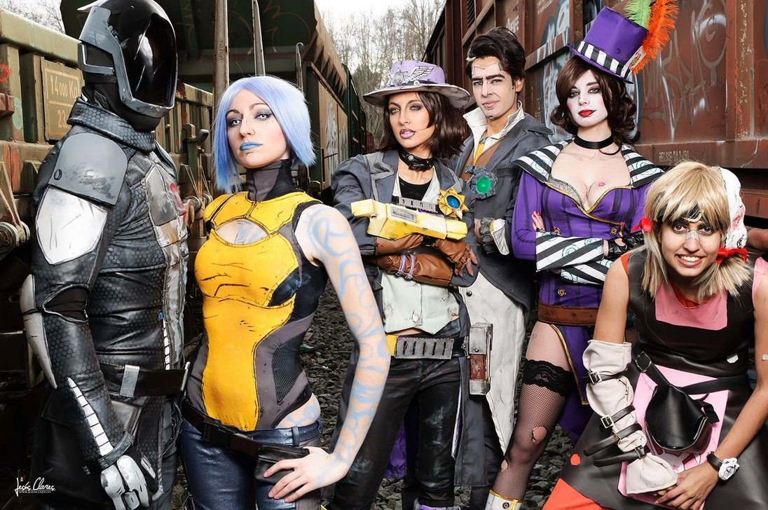 borderlands_2_cosplay_group_by_thelematherion-d60vs7r