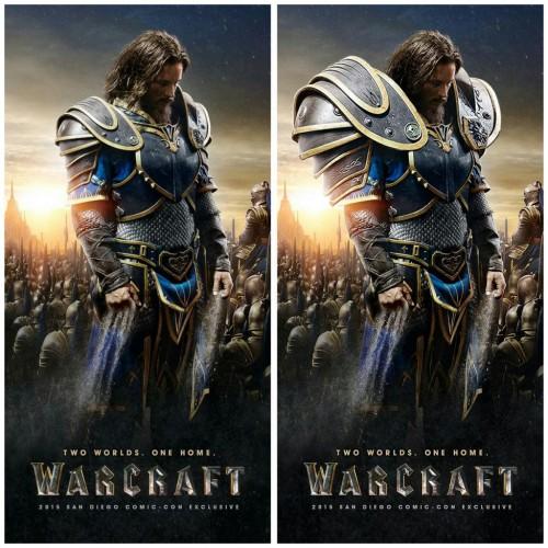 warcraft pauldrons