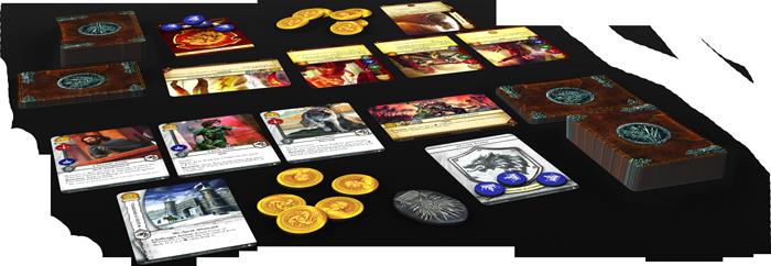 2nd Ed Card game