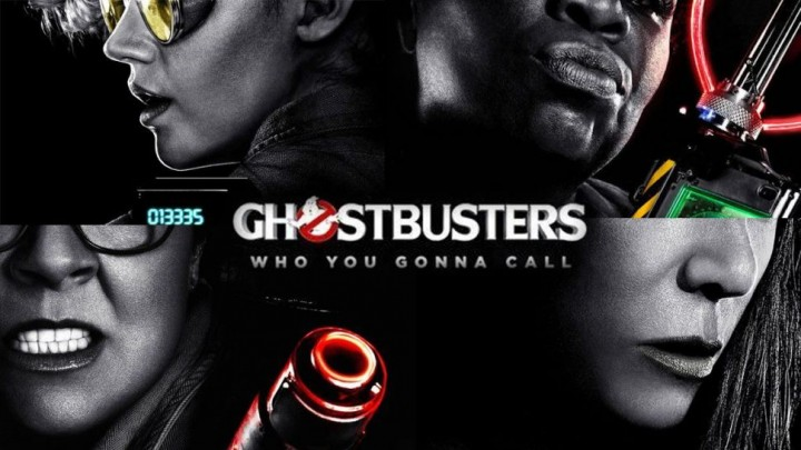 The latest Ghostbusters 2016 Character Poster