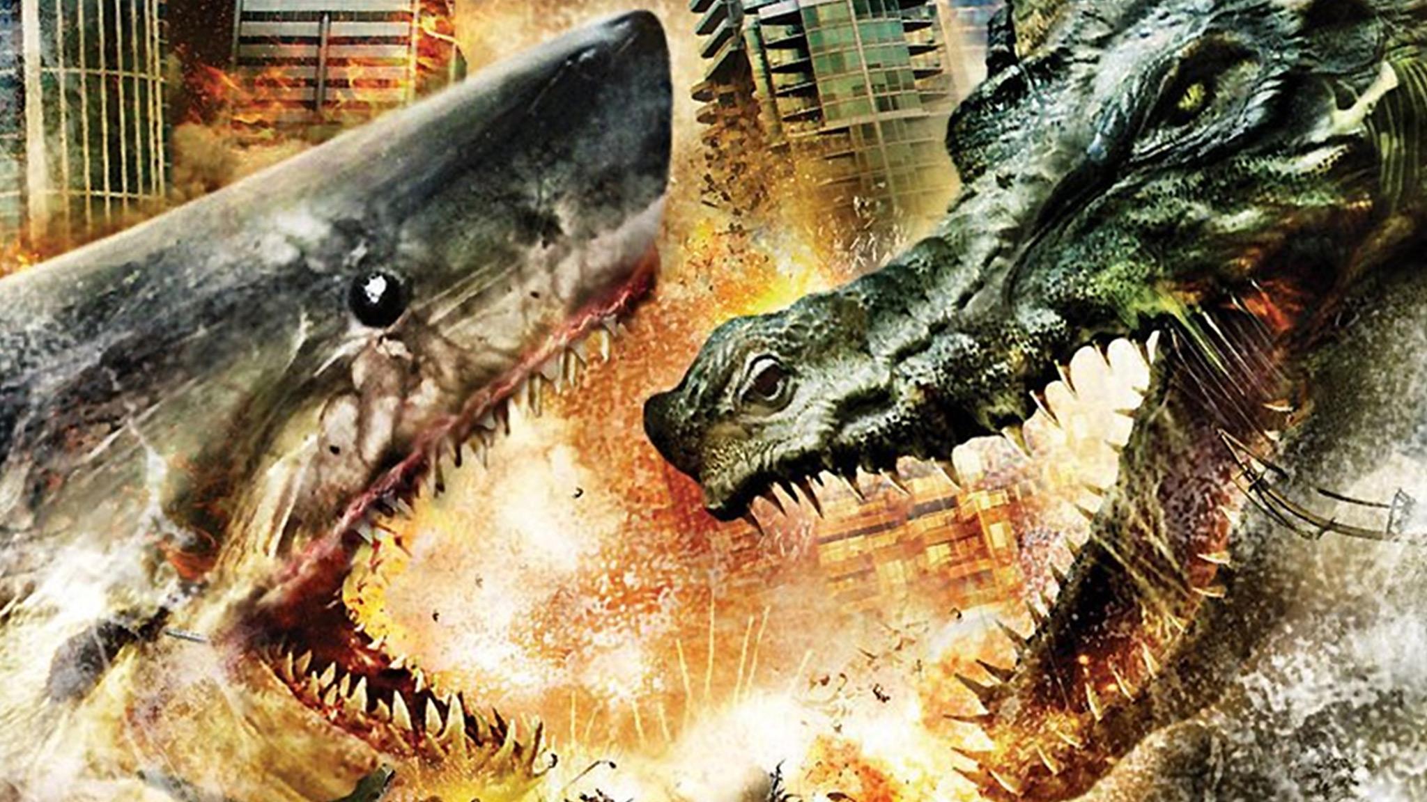 The Chronicles of Mega Shark - Geek Pride