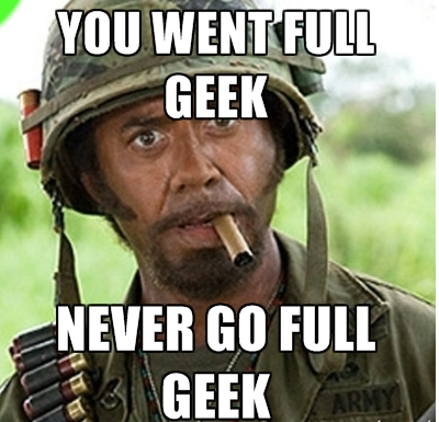 full geek