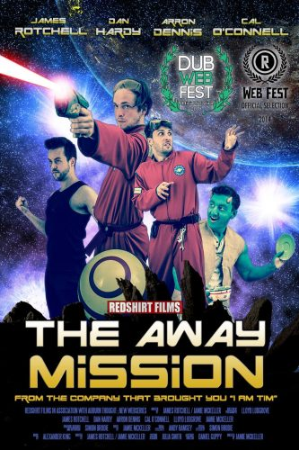 Away Mission Poster
