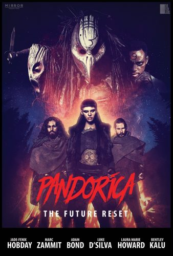 Pandorica Main Movie Poster Vimeo