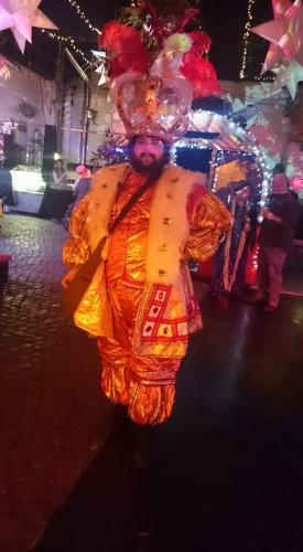 All hail the Sultan!