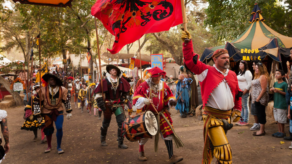 Renaissance Fairs: Renaissance Not Fair