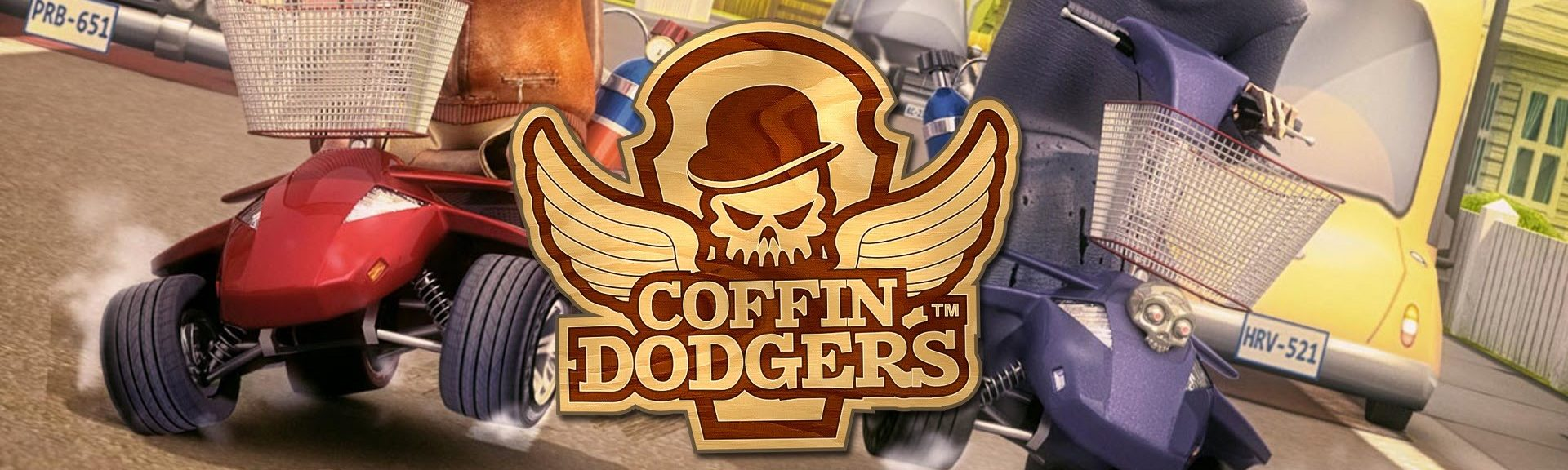 Coffin Dodgers Header