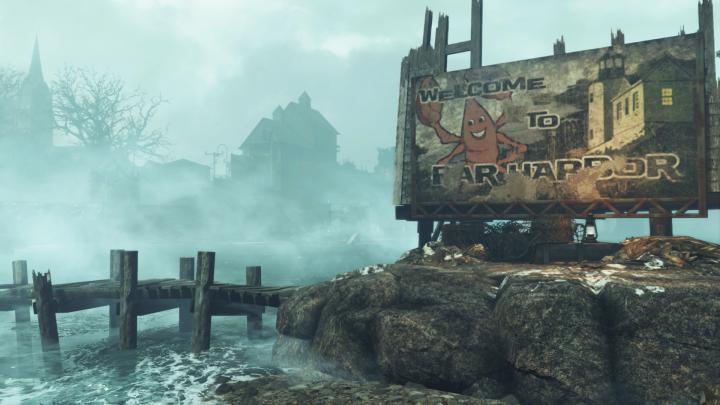 Fallout4_FarHarbor_WelcomeSign