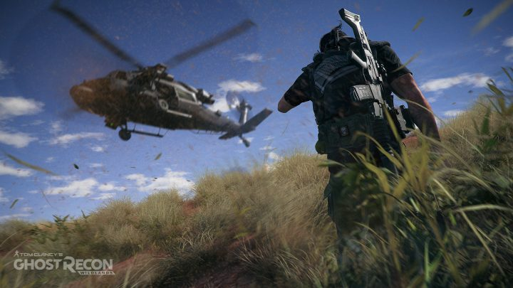 Ghost Recon Wildlands!