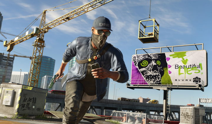 Watchdogs 2 - Marcus