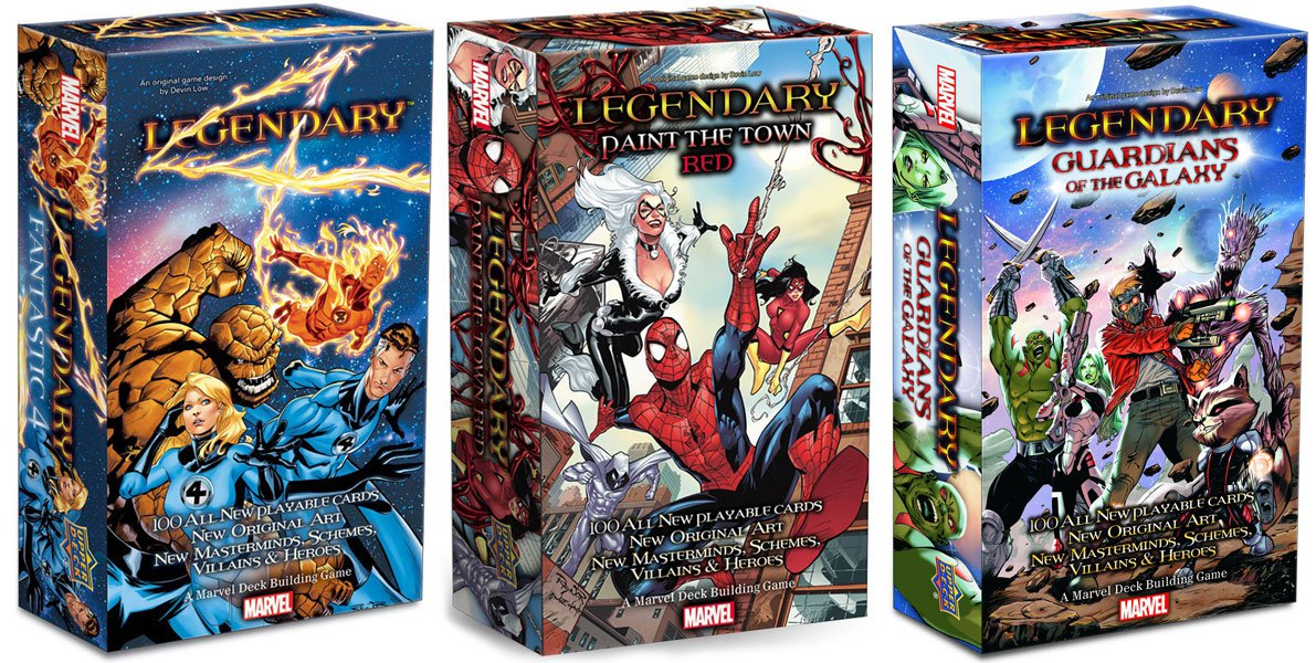 Legendary-expansions