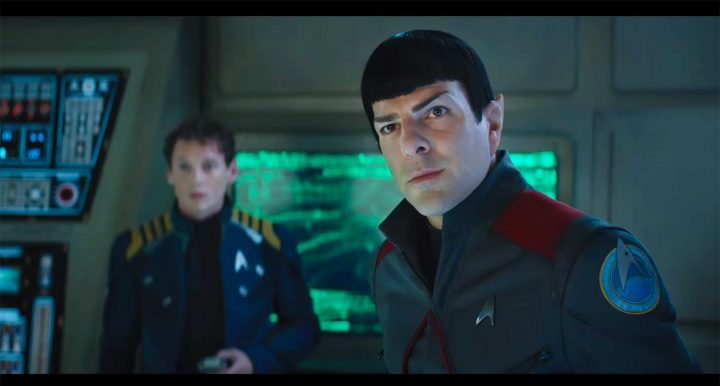 Chekov and Spock - Star Trek Beyond