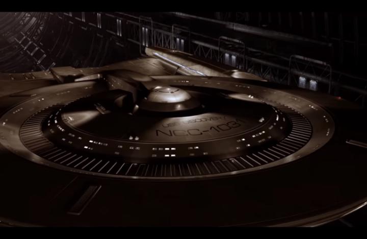 USS Discovery - Star Trek Discovery