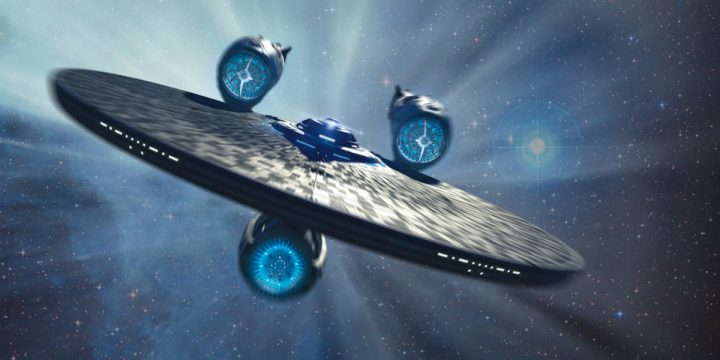 USS ENterprise - Star Trek Beyond