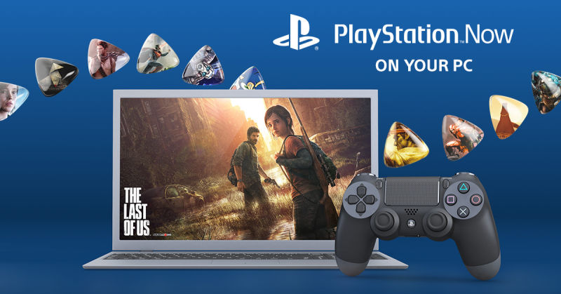 playstation now on pc