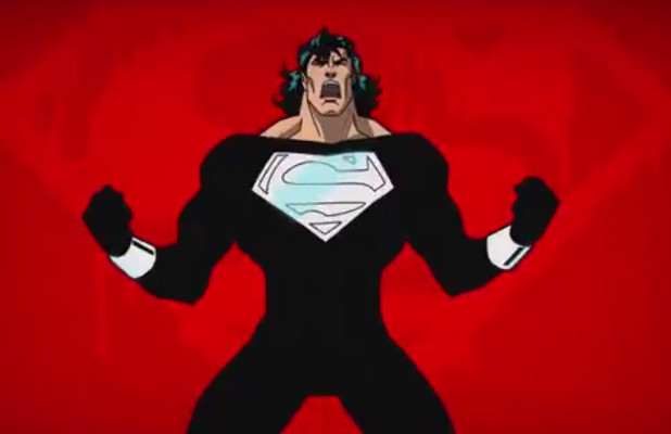 Superman to wear the Black Suit in Justice league? - Geek ...