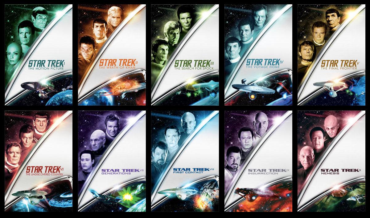 Star Trek at 50 - A Beginners Guide to the Films - Geek Pride