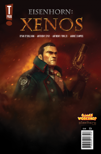 Eisenhorn: Xenos Front Cover