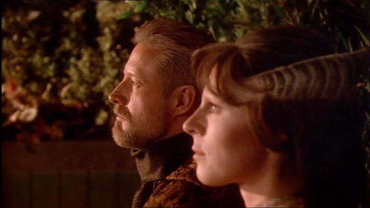 Sheridan and Delenn