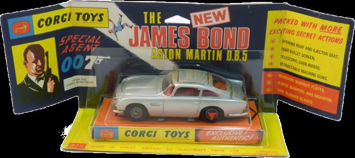 corgitoys270bondcar