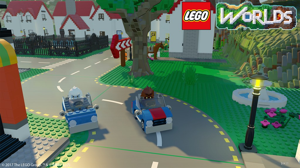 Hands-On with Lego Worlds - Geek Pride