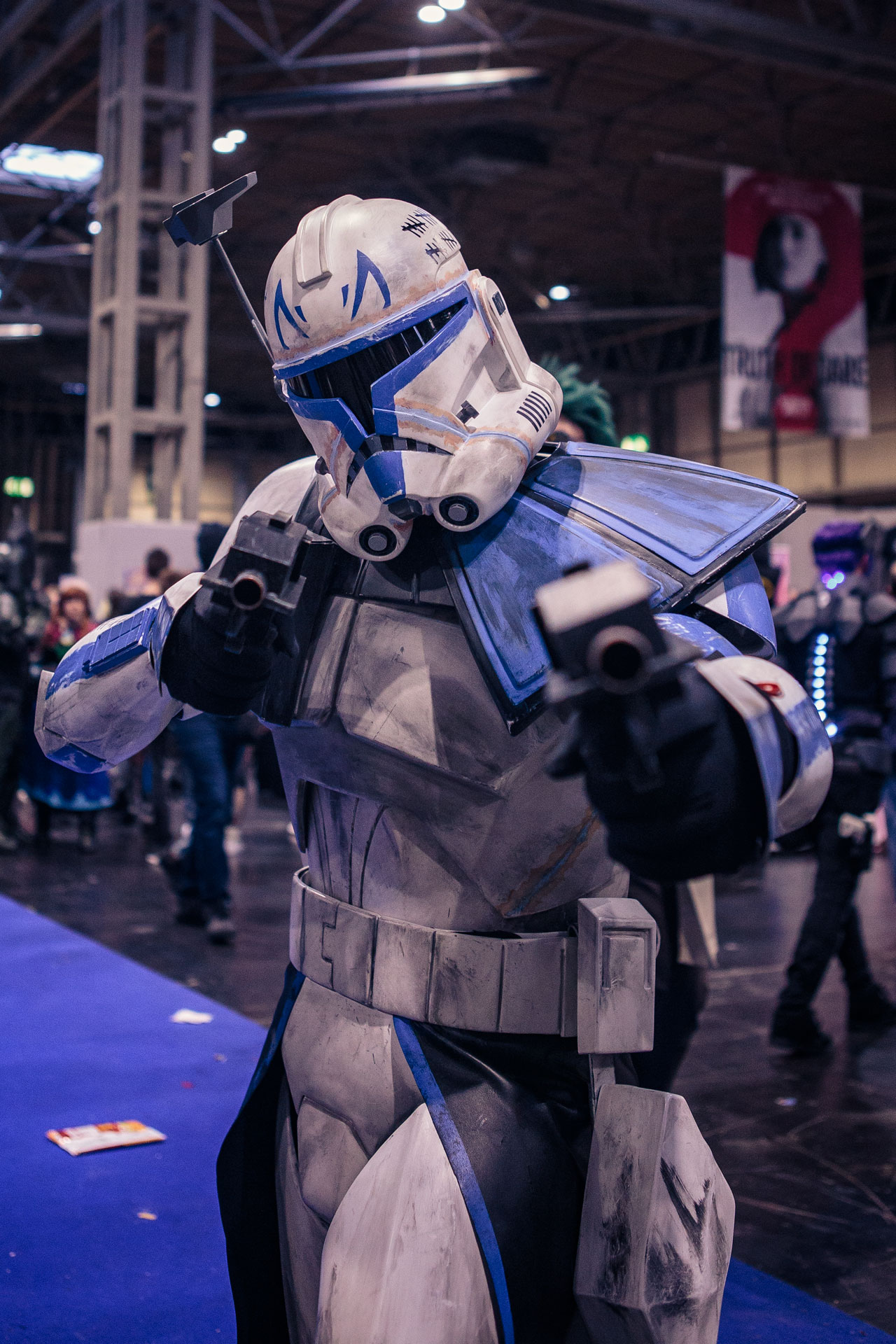 cosplay from mcm birmingham comic con  u2013 march 2018