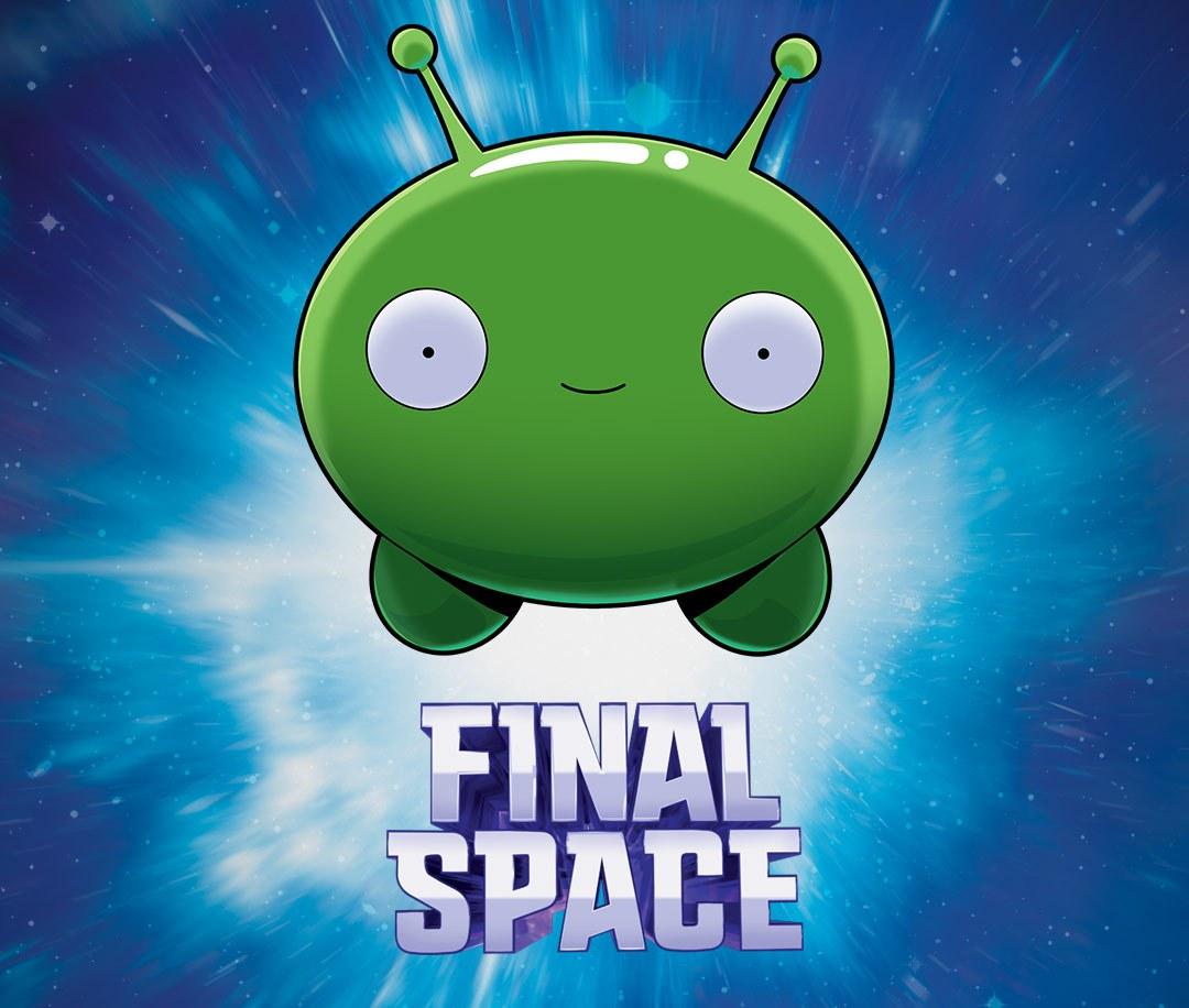 Final Space Netflix