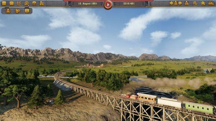 Railway Empire - Bridge