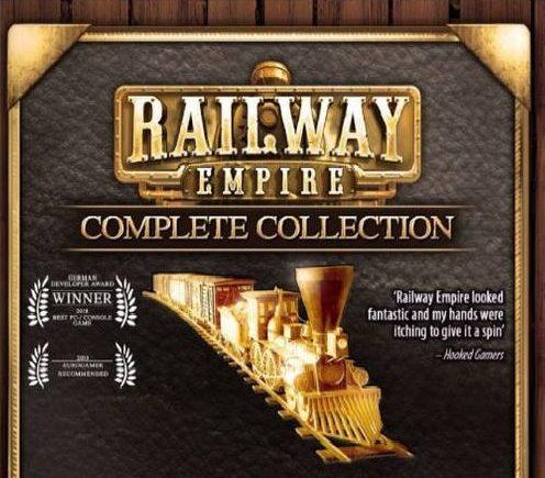 Railway Empire Cover