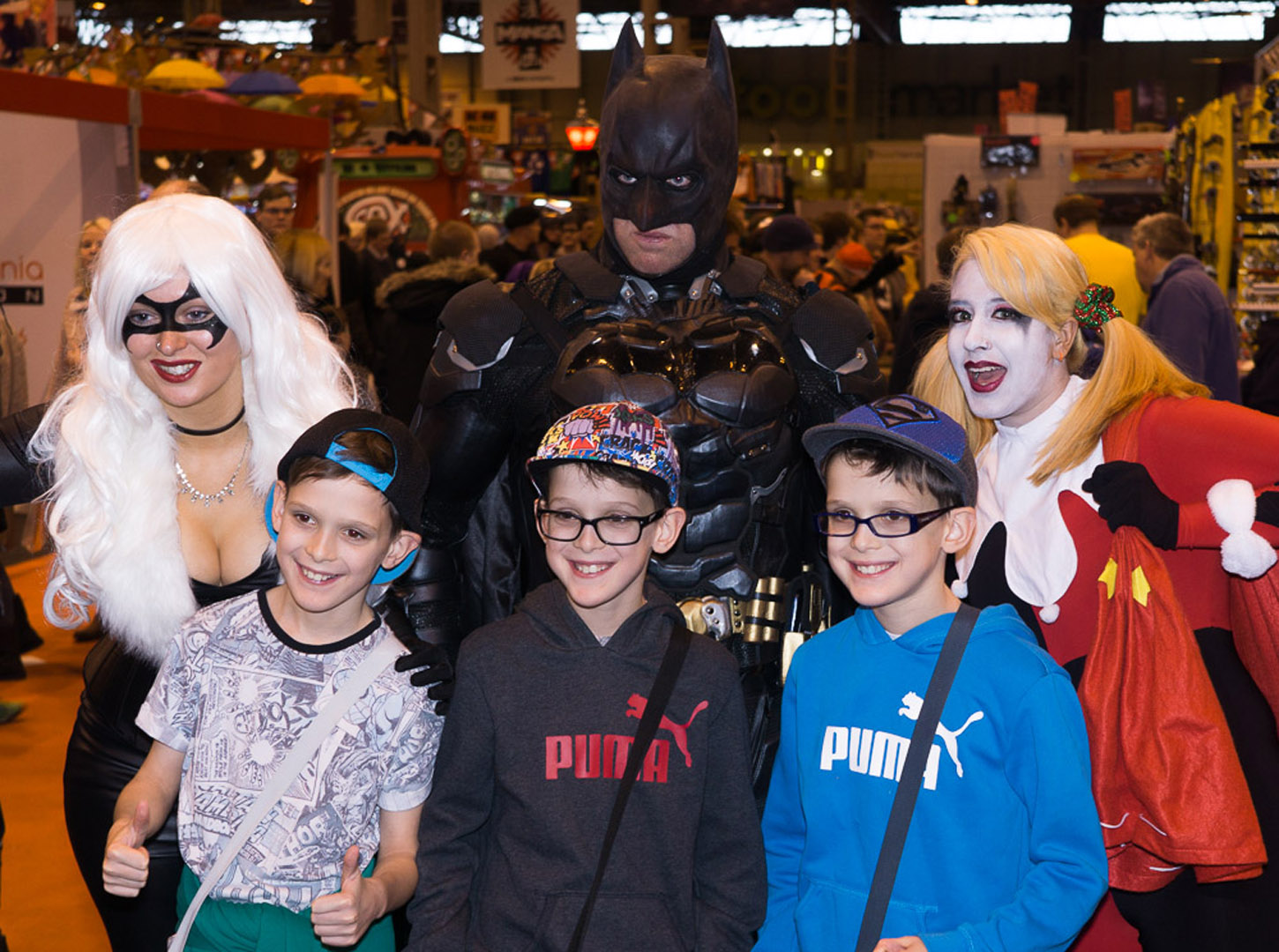 MCM Birmingham Comic Con: What Cons Should Be - Geek Pride