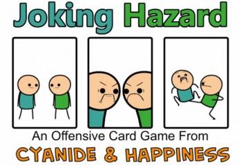 Joking Hazard Kickstarter campaign